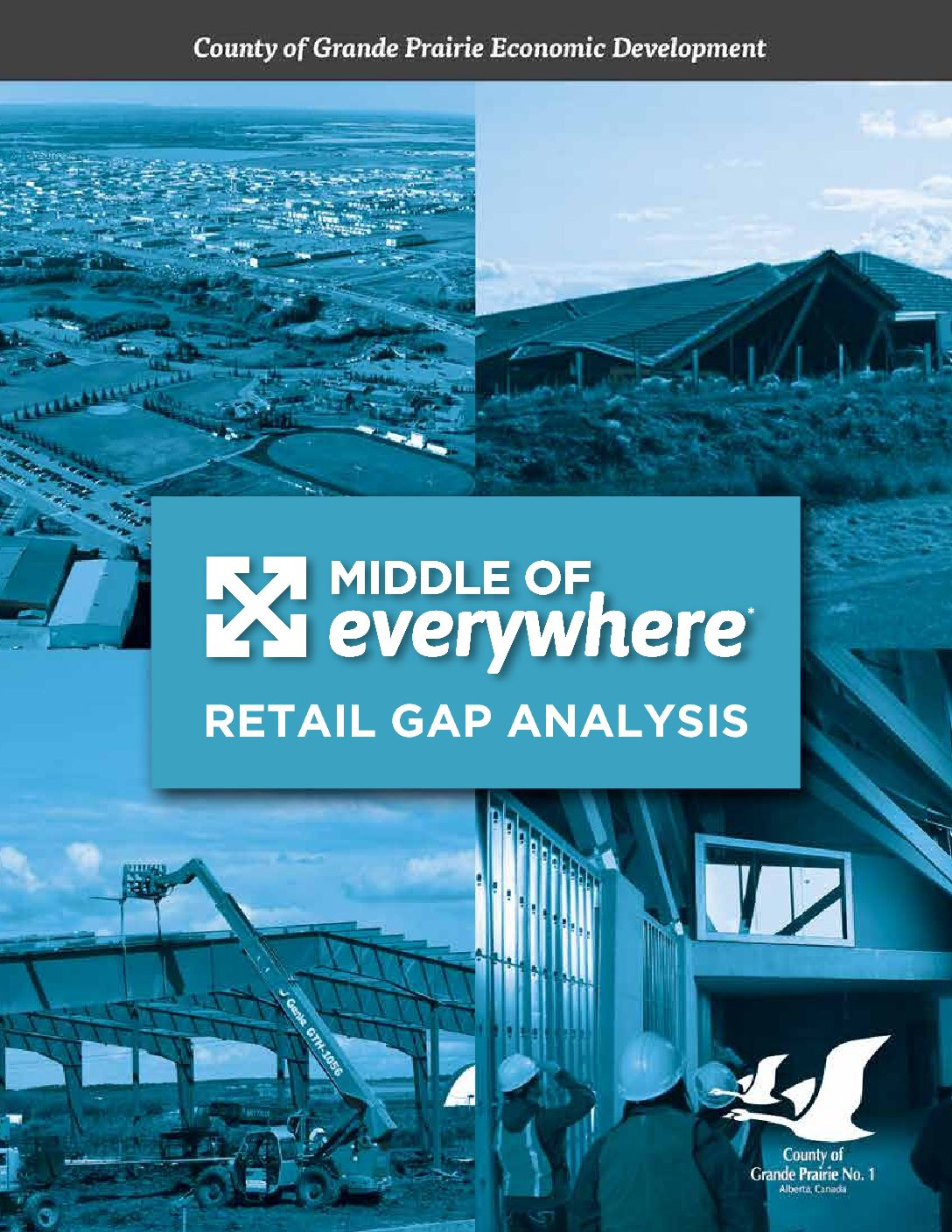 County of Grande Prairie No.1 – Middle of Everywhere (Retail Market & Gap Analysis)