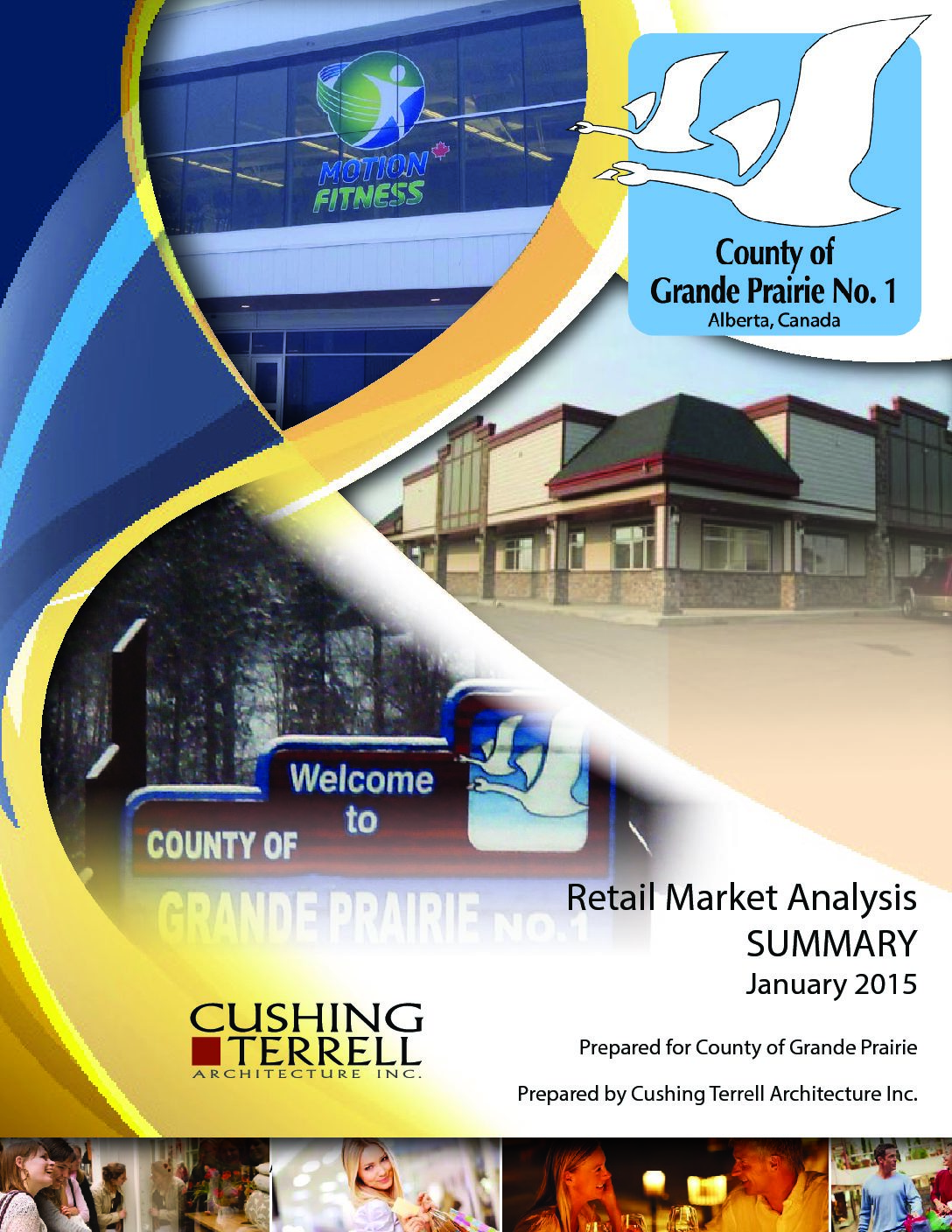 County of Grande Prairie No.1 – Retail Market & Gap Analysis