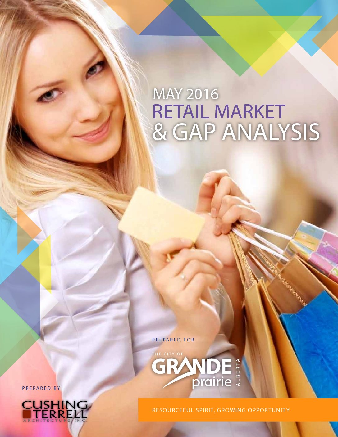 Grande Prairie – Retail Market & Gap Analysis 2016
