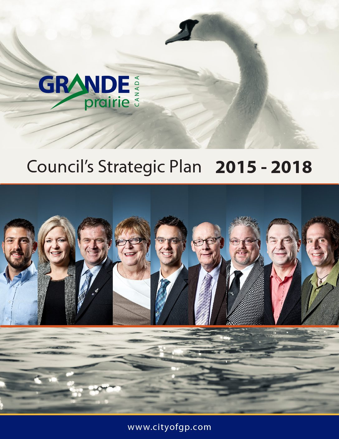 Grande Prairie – Council's 2015-2018 Strategic Plan